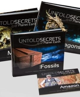 untold secrets of planet earth