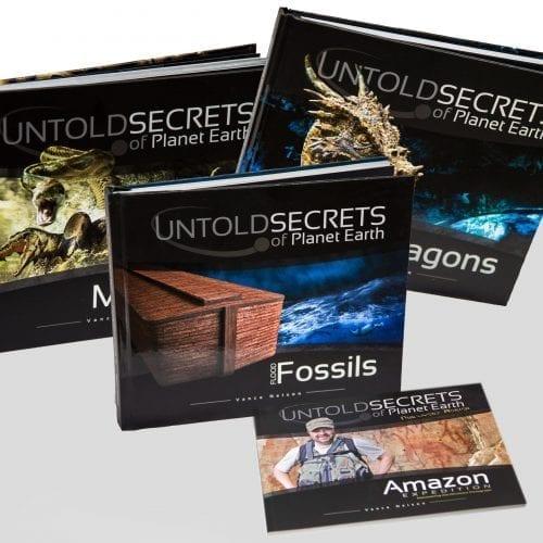 untold secrets of planet earth