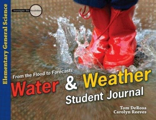 water_weather-student-journal mb tom derosa book