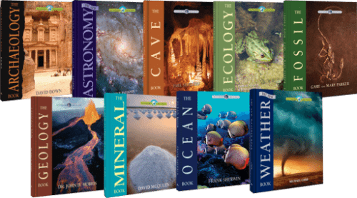 The Wonders of Creation Book Series