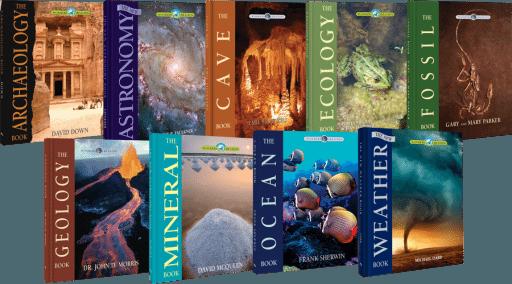 The Wonders of Creation Book Series
