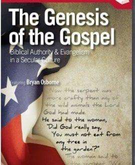 The Genesis of the Gospel DVD