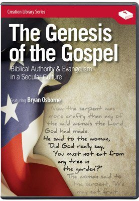 The Genesis of the Gospel DVD