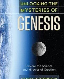 Unlocking The Mysteries of Genesis Book