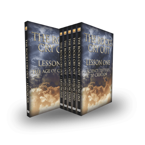 The Rocks Cry Out DVD Series