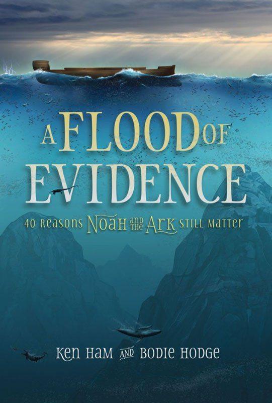 A Flood of Evidence Book