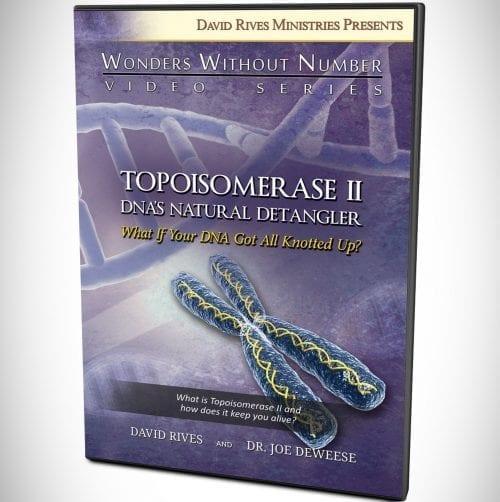 Topoisomerase II - DNA's Natural Detangler DVD