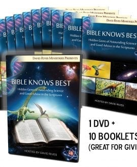 Bible Knows Best - DVD and 10 books-2017-3-10-17.49.40.933