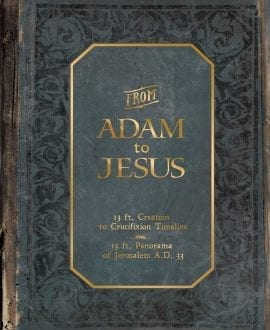 From Adam to Jesus Book