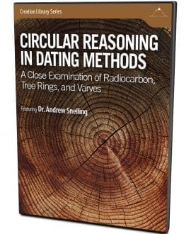 Circular Reasoning in Dating Methods