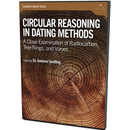 Circular Reasoning in Dating Methods
