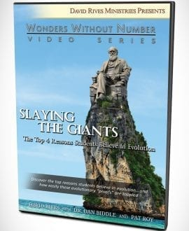 Slaying The Giants DVD
