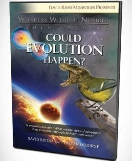 WWN - Bryan Osborne - Could Evolution Happen