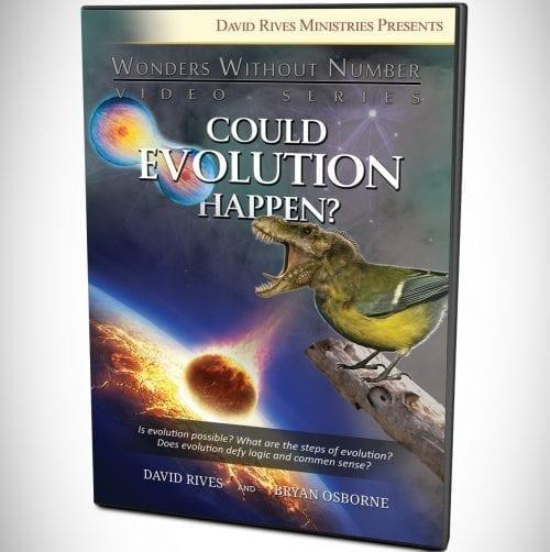 Could Evolution Happen? DVD