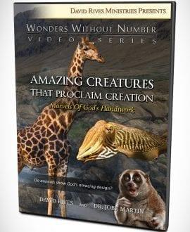 WWN - Dr. Jobe Martin - Amazing Creatures
