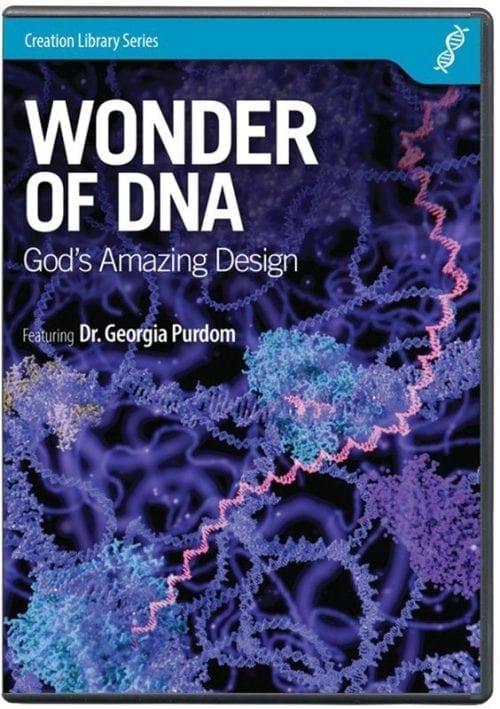 Wonder of DNA DVD