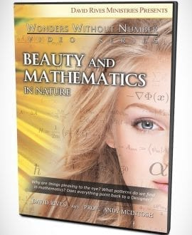 Beauty and Mathematics In Nature DVD