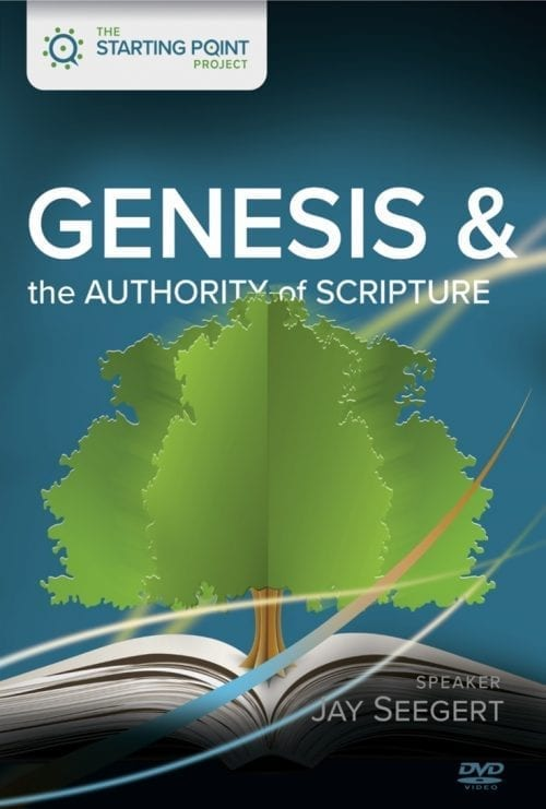Genesis & The Authority of Scripture