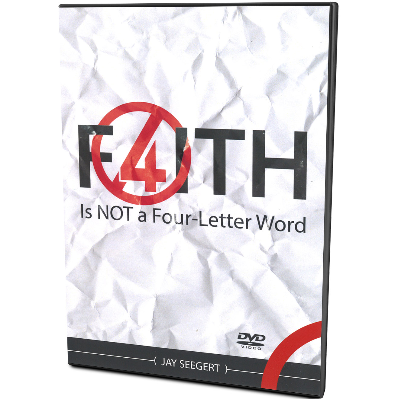 Faith Is Not A Four Letter Word Jay Seegert The Starting Point