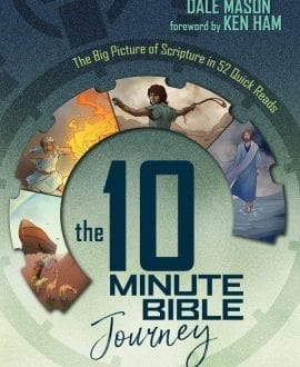 The 10 Minute Bible Journey Book