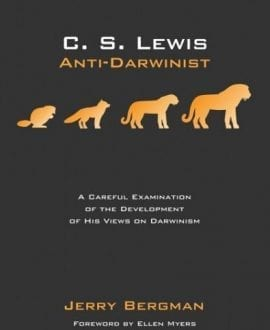 C. S. Lewis: Anti-Darwinist Book