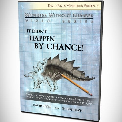 It Didn't Happen By Chance! DVD