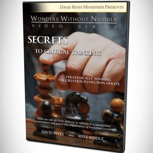 Secrets To Critical Thinking DVD