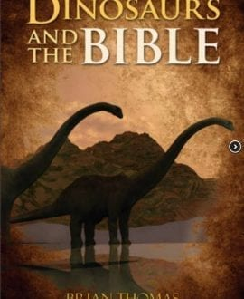 Dinosaurs And The Bible Book