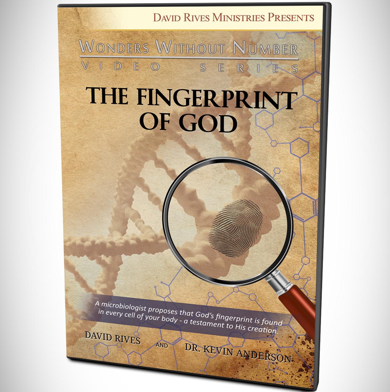 The Fingerprint of God DVD
