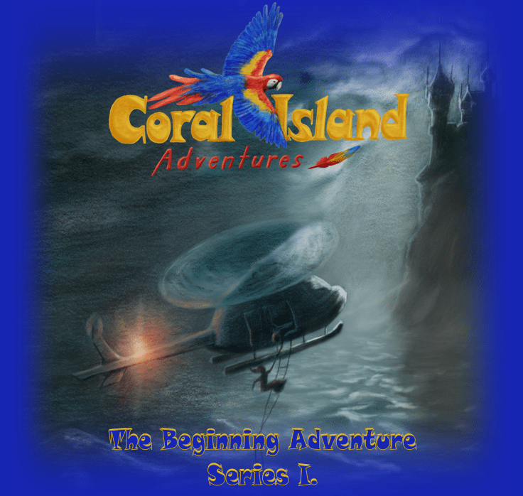 Coral Island Adventures 1