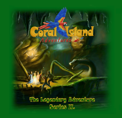 Coral Island Adventures 2