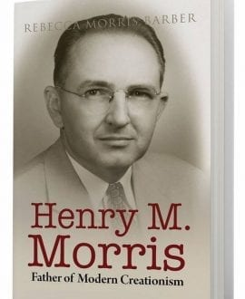 Henry M. Morris Biography cover