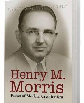 Henry M. Morris Biography cover