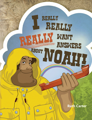I Really, Really, Really Want Answers About Noah