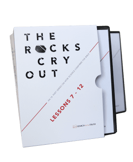 The Rocks Cry Out Curriculum Lessons 7-12