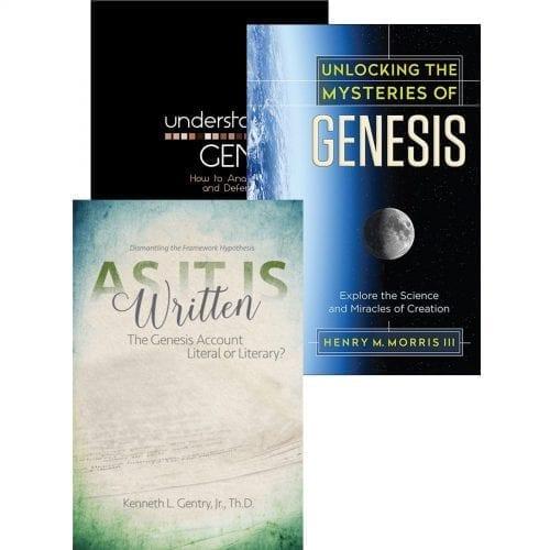 The Foundational Book Bundle - Genesis Revealed