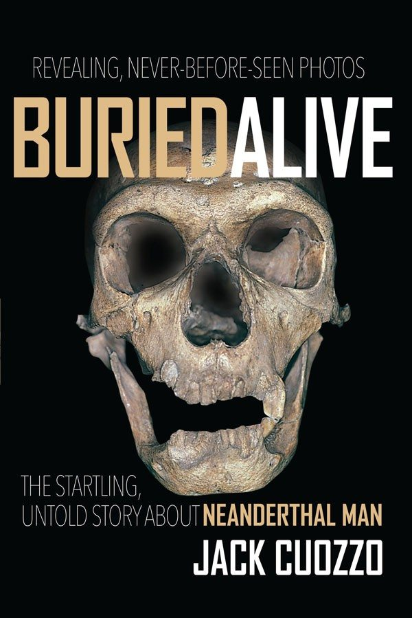Buried Alive Cover