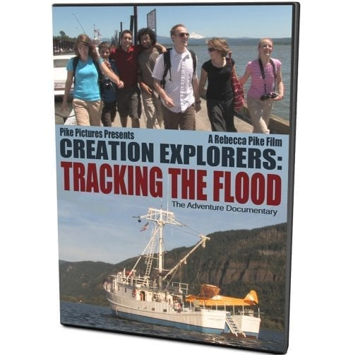 Creation Explorers Tracking The Flood DVD