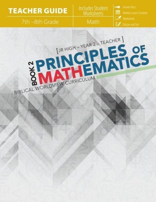 Principles of Mathematics 2 Teacher