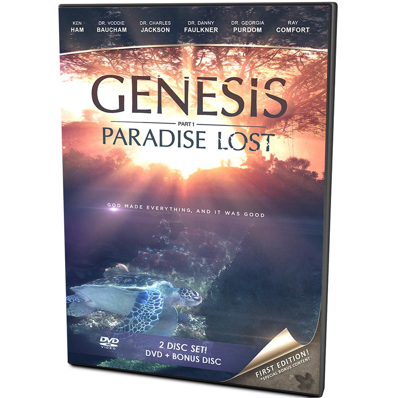 Genesis: Paradise Lost DVD