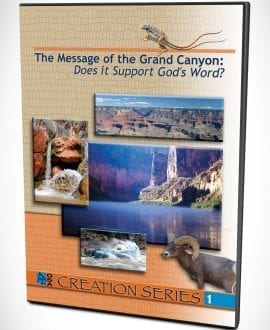 The Message of The Grand Canyon
