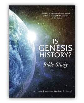Is Genesis History Biblie study guide