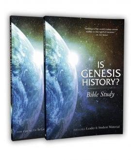 Is Genesis History Bible Study Leader's Kit
