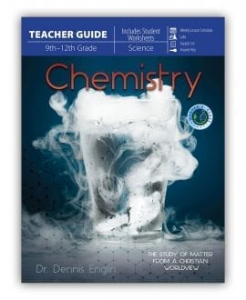 Chemistry Teacher Guide