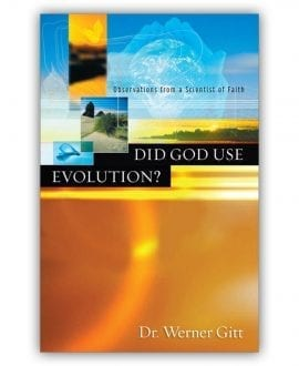 Did God Use Evolution