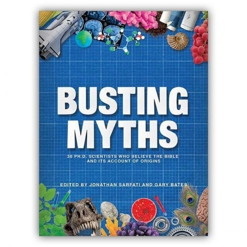 Busting Myths Book