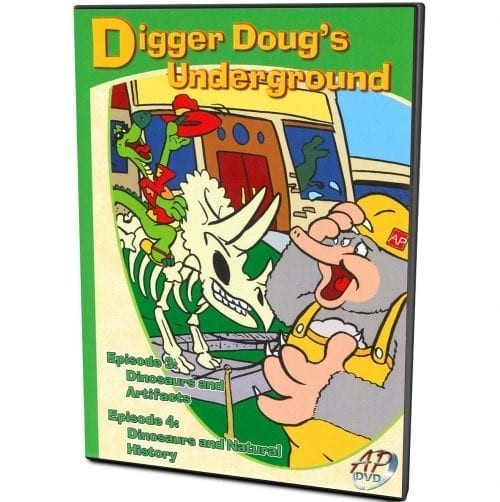 Digger Doug's Underground 3 and 4