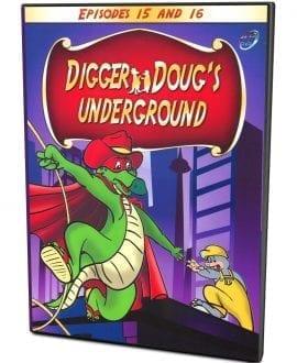 Digger Doug's Underground: Episodes 15 & 16 Entropy & Mutations DVD