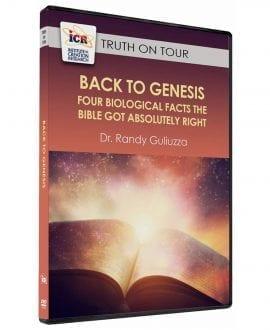 Back to Genesis