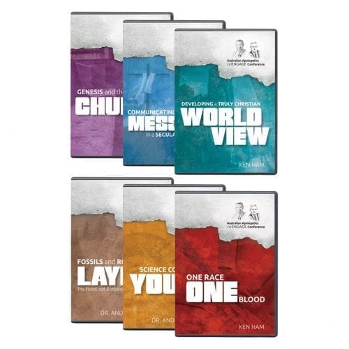 reEngage Conference DVD Set